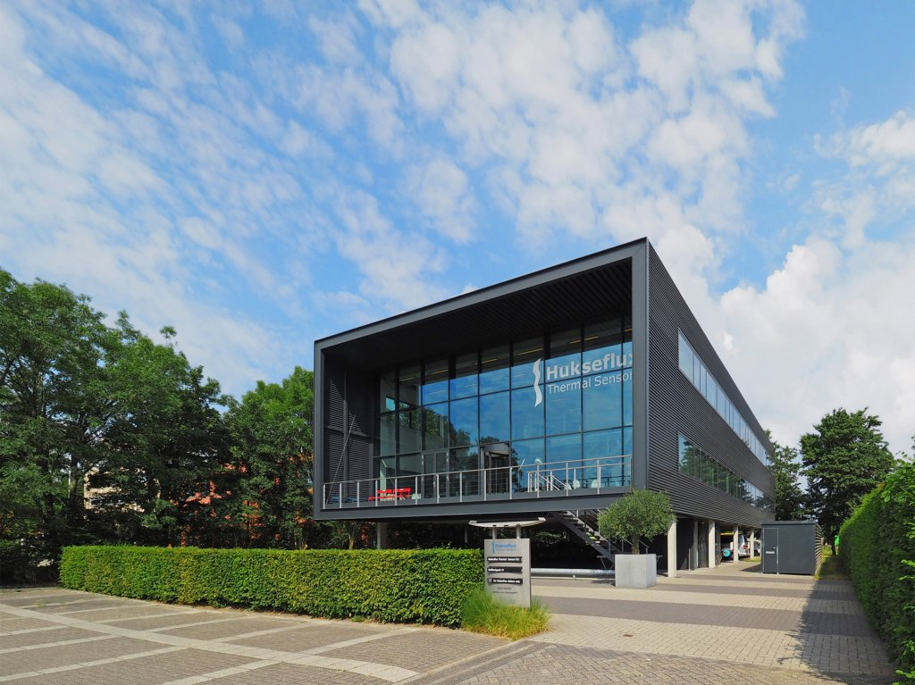 Hukseflux develops and grows. Hukseflux' main office in Delft, the Netherlands