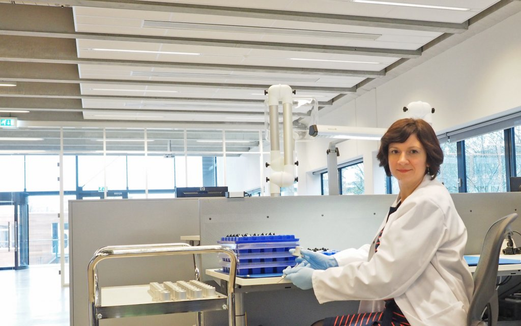 Working at Hukseflux. State-of-the-art facilities at Hukseflux' main office in Delft, the Netherlands