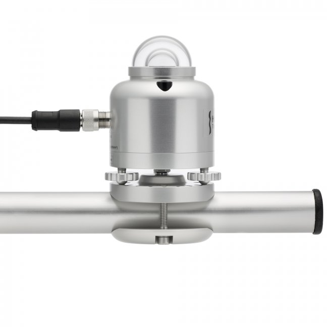 SR15 first class pyranometer with tube levelling mount