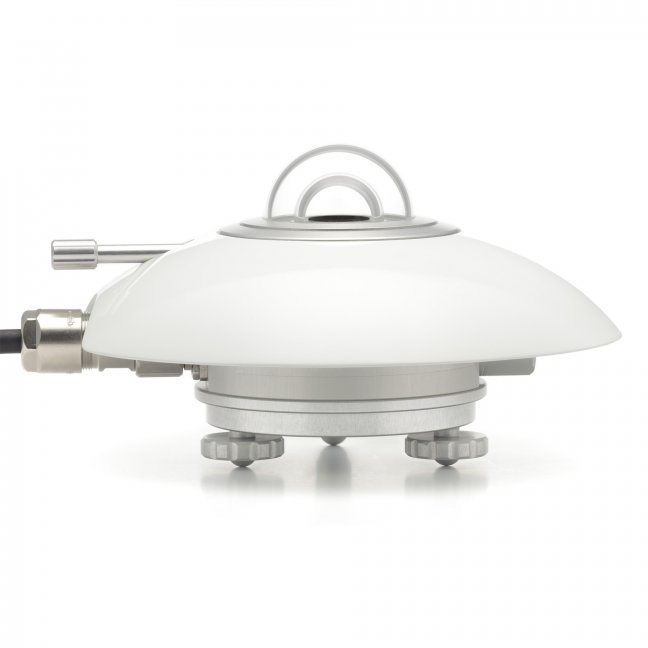 sr22 pyranometer hukseflux with quartz domes extended spectral