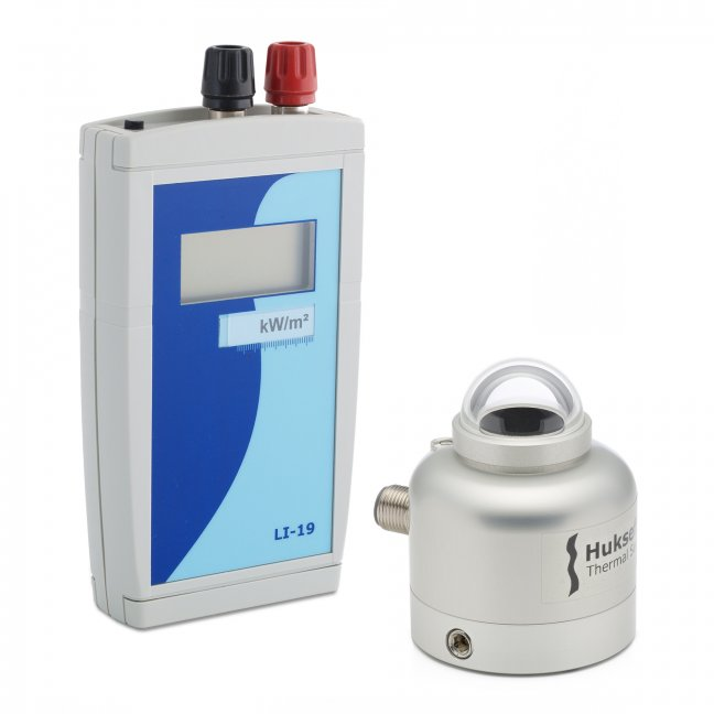 SR05-LI19 is well suited for mobile measurements and short term datalogging