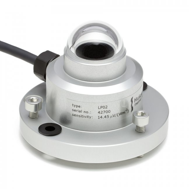 LP02 second class pyranometer