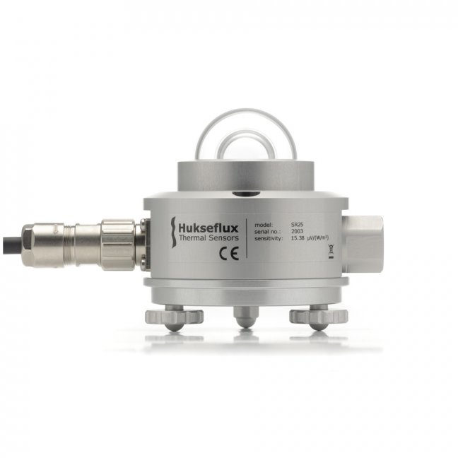 SR25 pyranometer for the highest data availability and accuracy