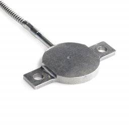 IHF01 industrial heat flux sensor measures heat flux and temperature