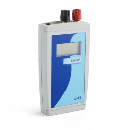 LI19 is a high accuracy handheld read-out unit / datalogger